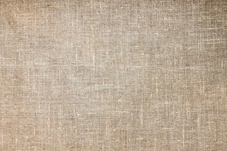 棕色纺织麻布照片背景图素材