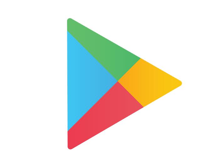 Google Play Store LOGO高清预览图