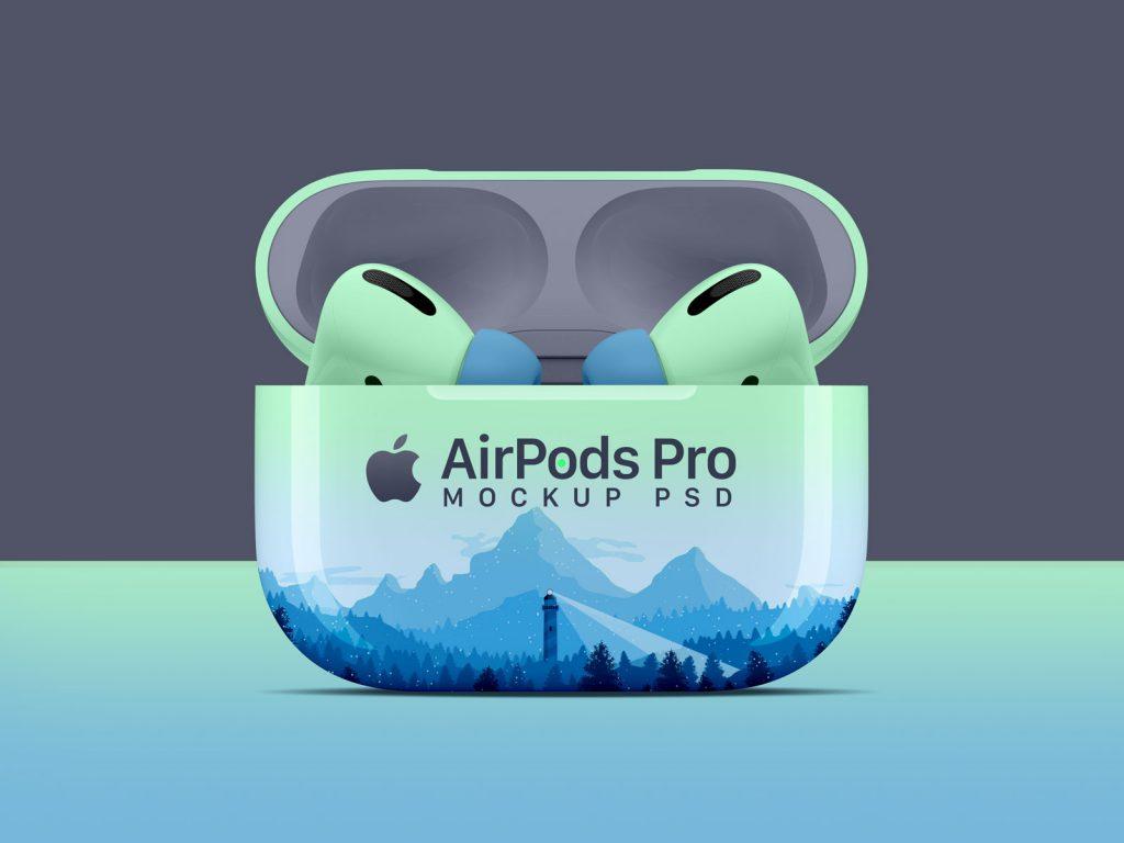 AirPods Pro样机PSD