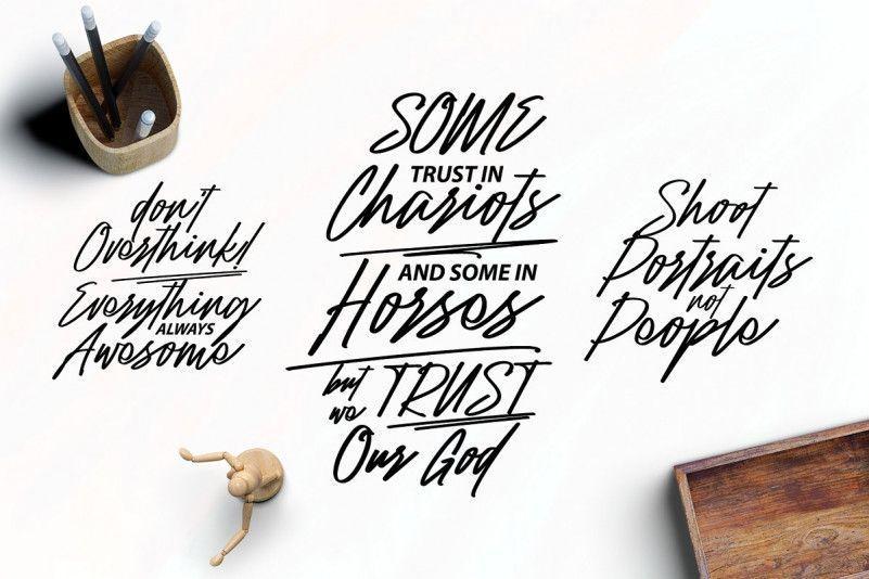 Raidden干画笔风格大气斜体连笔手写书法LOGO英文字体下载