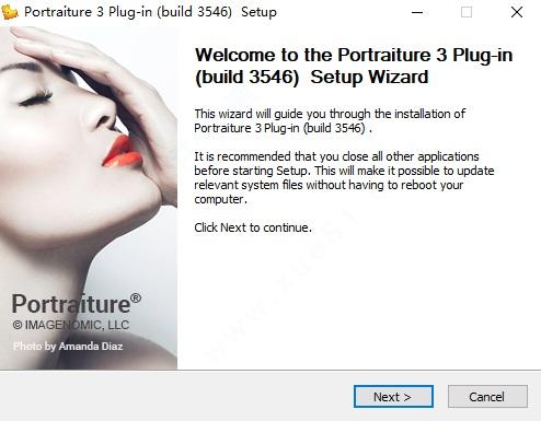 PS智能磨皮插件-Portraiture v3.5.4汉化版免费下载